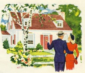 """""""Alright, toots, the terrorists have finally won, so let's take one last look at the outside of our house"""""""