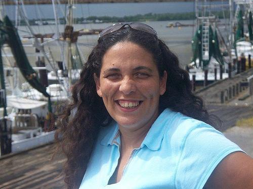 Cherri Foytlin, Gulf Coast activist