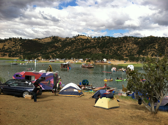 Camp Tipsy 2012, NorCal