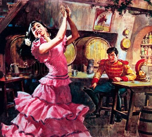 Carmen and Don Jose
