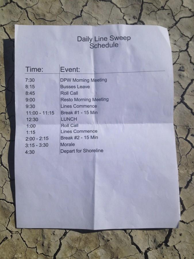 line_sweep_schedule_burning_man_playa_restoration_2015_photo_by_Summer_Burkes
