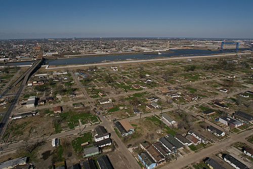 Look at this. FUCKING LOOK AT IT. it used to be ALL houses and yards, packed in together