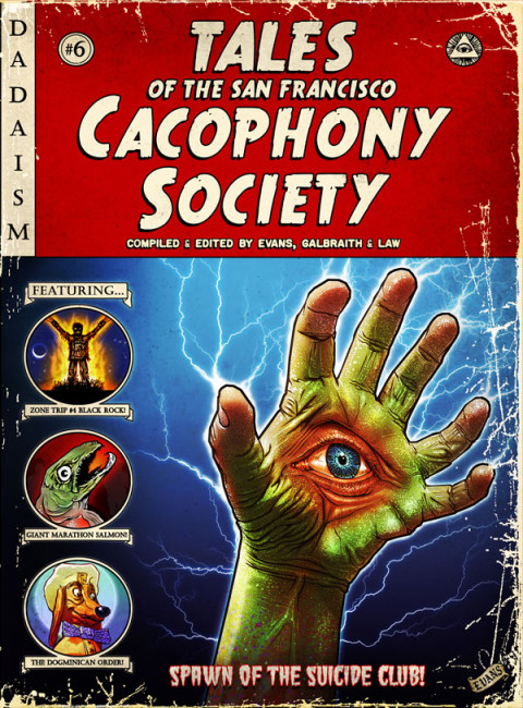 Tales Of The Sf Cacophony Society Book Cover