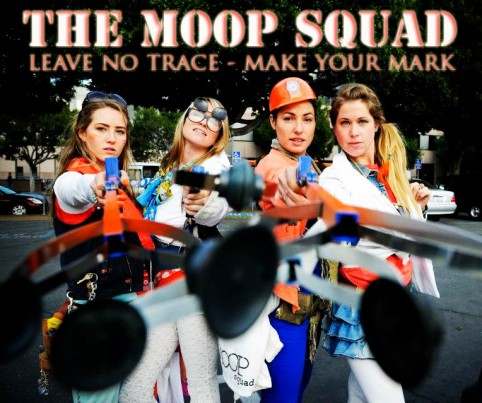 The MOOP Squad, an independent outfit separate from both DPW and Black Rock City, takes our developed Leave No Trace tactics to other festivals and make line sweeping look cool af.